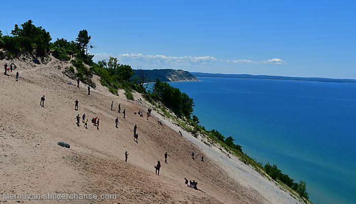 photoblog image SLEEPING BEAR DUNES